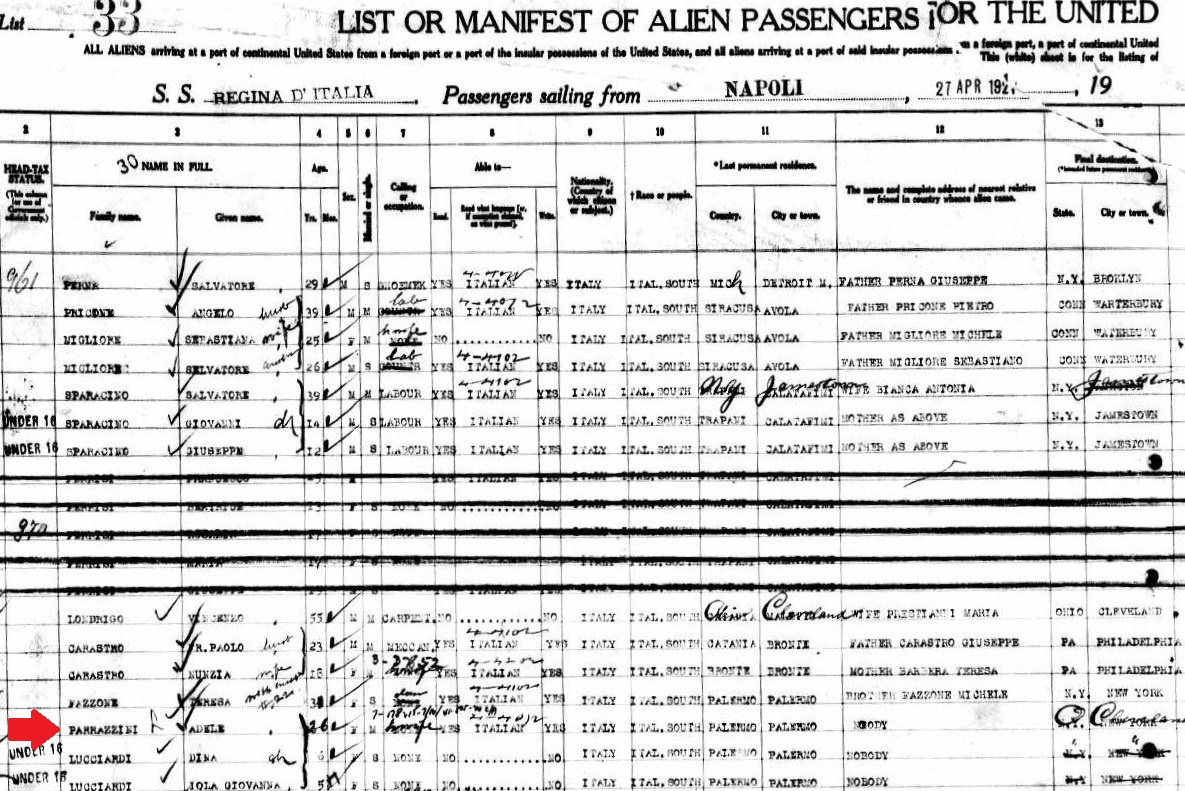 How To Find Ellis Island Ancestor Records - Family Tree